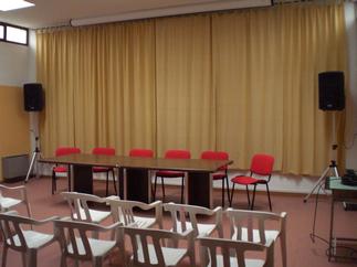 La sala polivalente - Sala insonorizzata ...